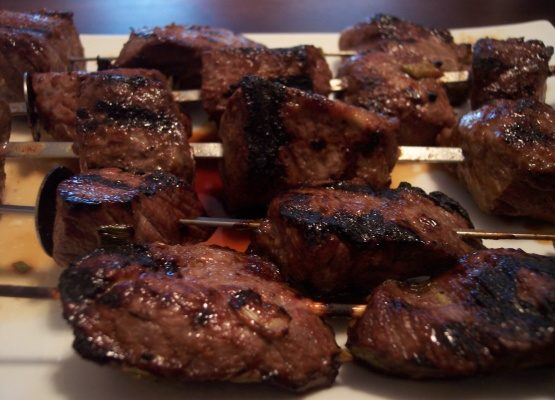 Marinated Shish Kebab
