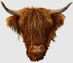 Pittsburgher Highland Farm Logo