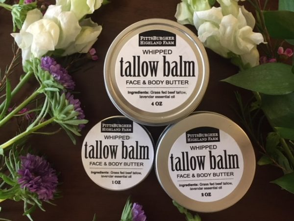 Whipped Tallow Balm