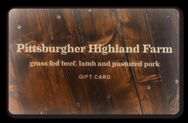 PHF Gift Card